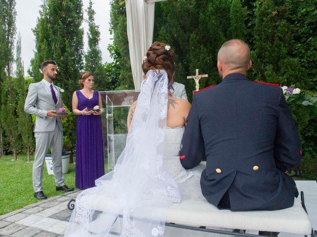La boda de Felix y Azahara en La Orotava, Santa Cruz de Tenerife 38