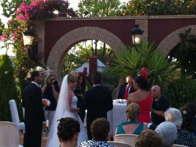 La boda de Enrique y M.Angeles en Gines, Sevilla 2