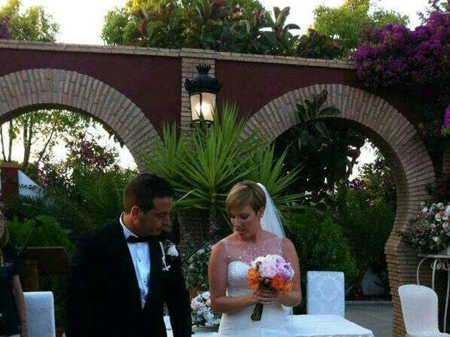 La boda de Enrique y M.Angeles en Gines, Sevilla 6