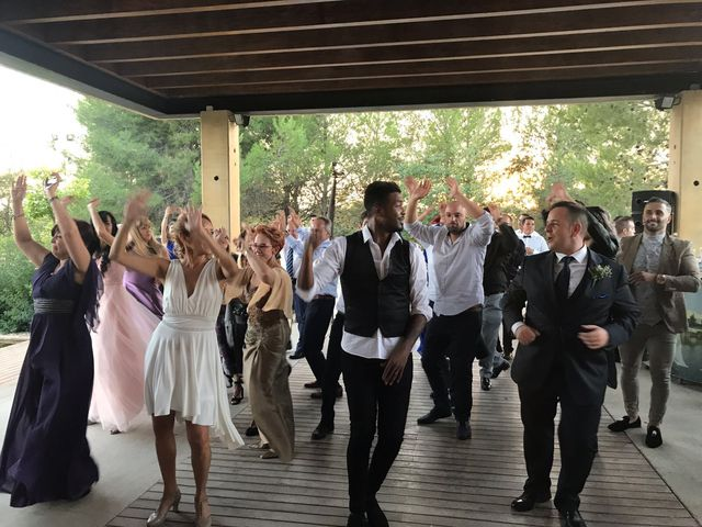 La boda de Txema y Yamina en Sant Sadurni D'anoia, Barcelona 6