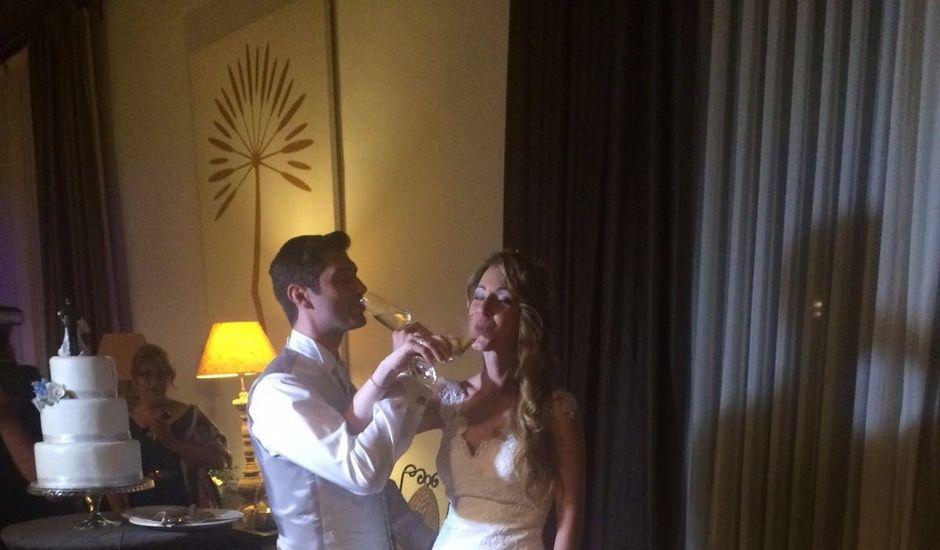 La boda de Rafael y Esther en Cartama, Málaga