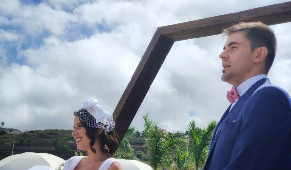 La boda de Carlos y Laura en Tacoronte, Santa Cruz de Tenerife