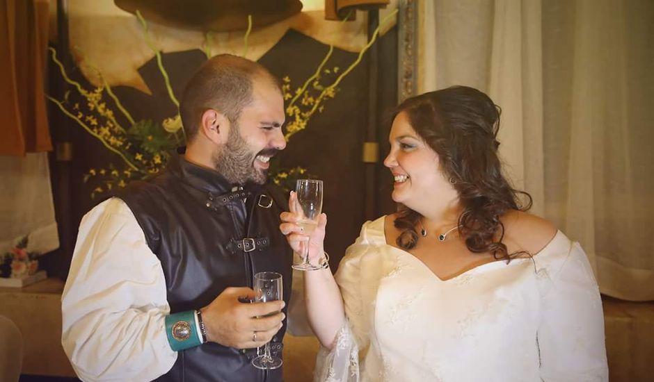 La boda de Pablo y Nadia en El Molar, Madrid