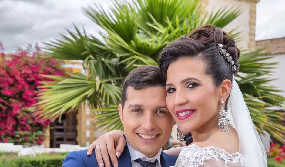 La boda de Pablo Alberto y Mercedes en Los Palacios Y Villafranca, Sevilla