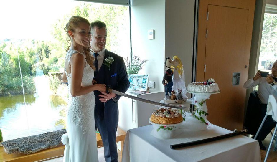 La boda de Txema y Yamina en Sant Sadurni D'anoia, Barcelona