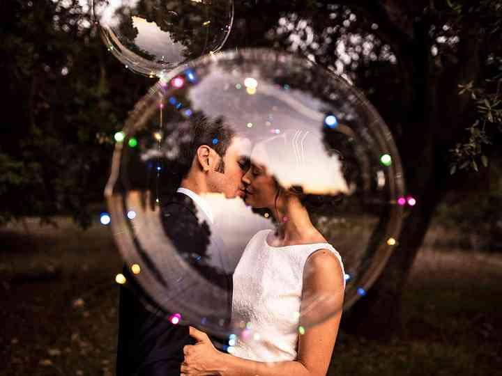La boda de Aina y Victor