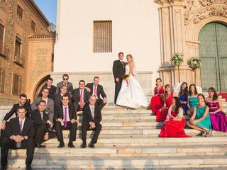 La boda de Elena y Guilermo