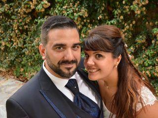 La boda de Elisabet  y Juan