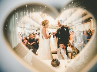 La boda de Tamara y Salva