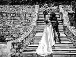 La boda de María Dolores y Manuel