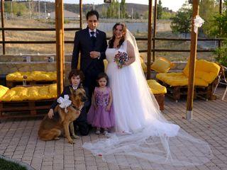 La boda de Alexandra y Daniel