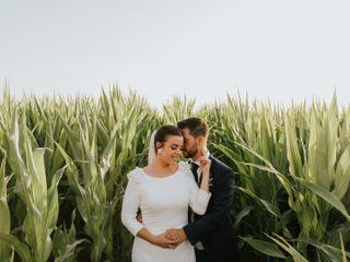 La boda de Carolina y Moises
