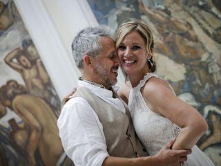 La boda de Hugo y Vane