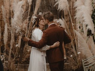 La boda de Alice y Oliver
