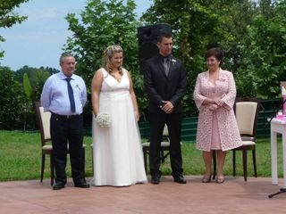 La boda de Yune y Sergio