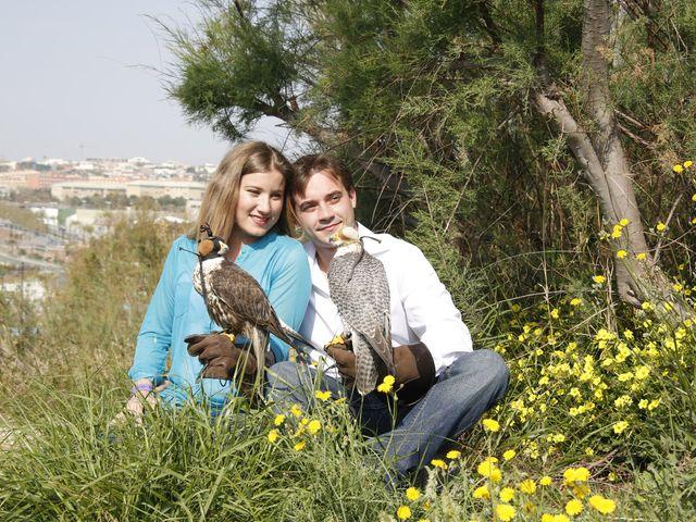 La boda de Guilermo y Elena en Murcia, Murcia 4