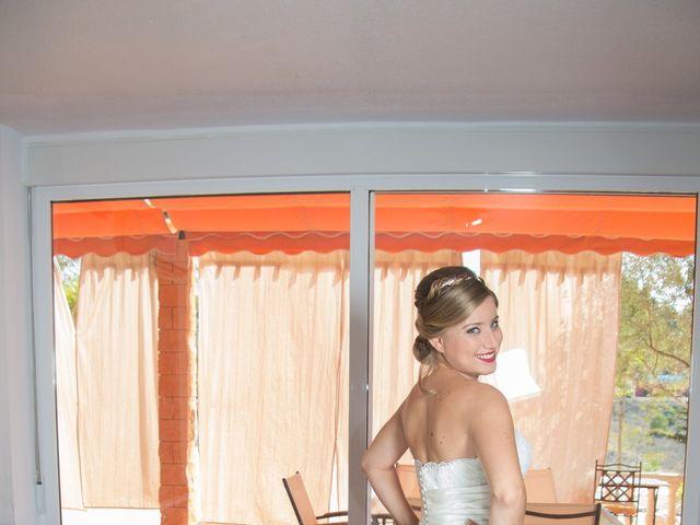 La boda de Guilermo y Elena en Murcia, Murcia 13