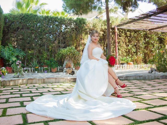 La boda de Guilermo y Elena en Murcia, Murcia 15