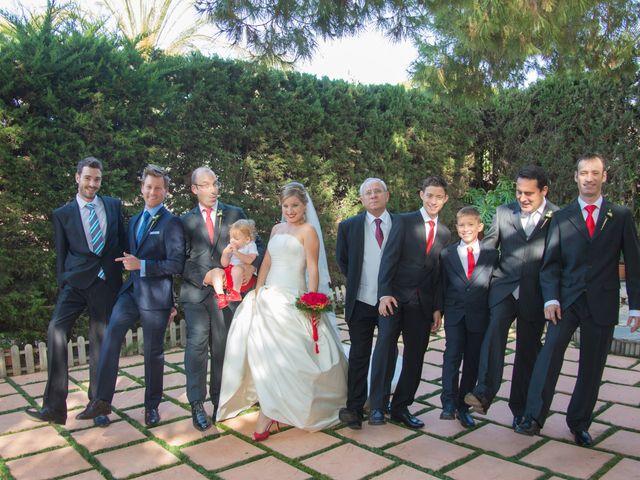 La boda de Guilermo y Elena en Murcia, Murcia 17