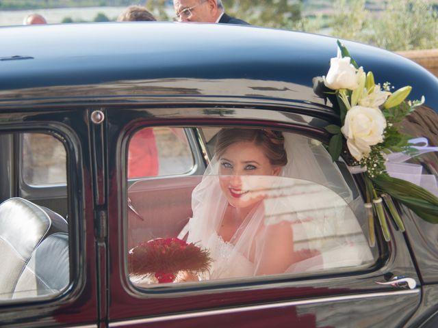 La boda de Guilermo y Elena en Murcia, Murcia 18
