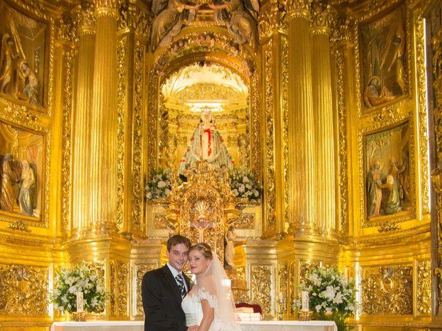 La boda de Guilermo y Elena en Murcia, Murcia 19