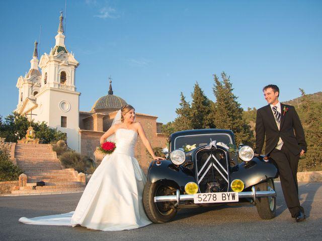 La boda de Guilermo y Elena en Murcia, Murcia 21
