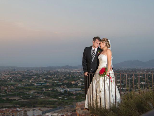 La boda de Guilermo y Elena en Murcia, Murcia 22