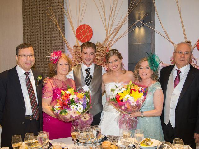 La boda de Guilermo y Elena en Murcia, Murcia 25