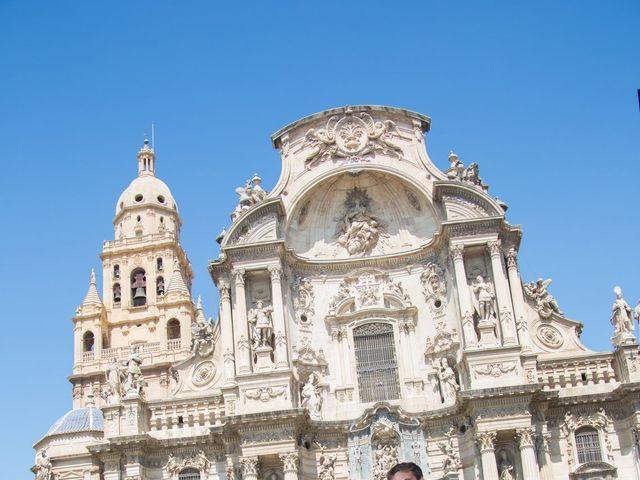 La boda de Guilermo y Elena en Murcia, Murcia 31
