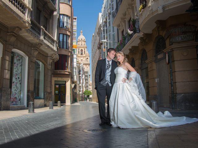 La boda de Guilermo y Elena en Murcia, Murcia 32