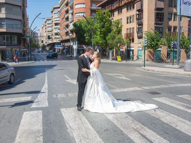 La boda de Guilermo y Elena en Murcia, Murcia 33