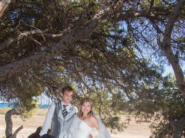 La boda de Guilermo y Elena en Murcia, Murcia 34