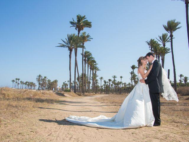 La boda de Guilermo y Elena en Murcia, Murcia 35
