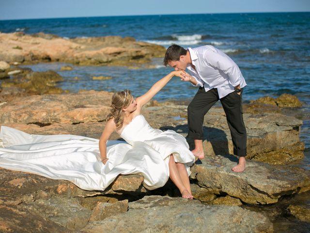 La boda de Guilermo y Elena en Murcia, Murcia 38