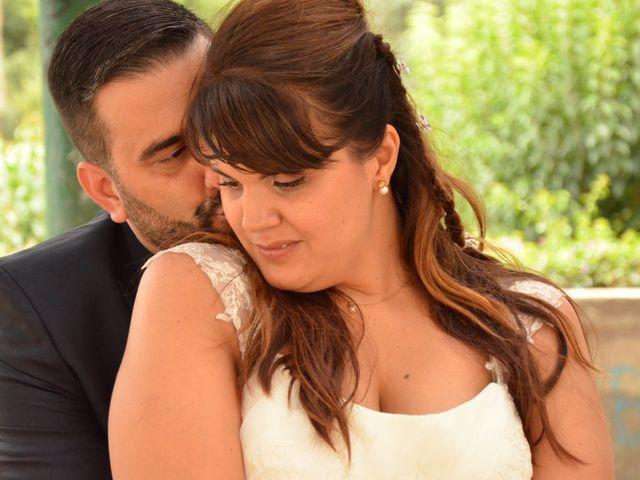 La boda de Juan  y Elisabet  en Vallirana, Barcelona 2