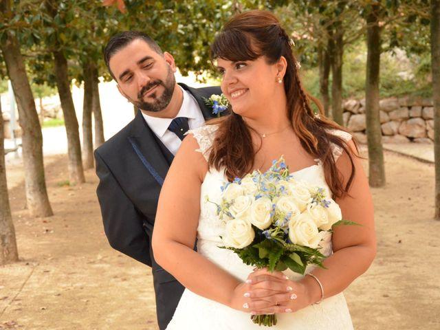 La boda de Juan  y Elisabet  en Vallirana, Barcelona 3