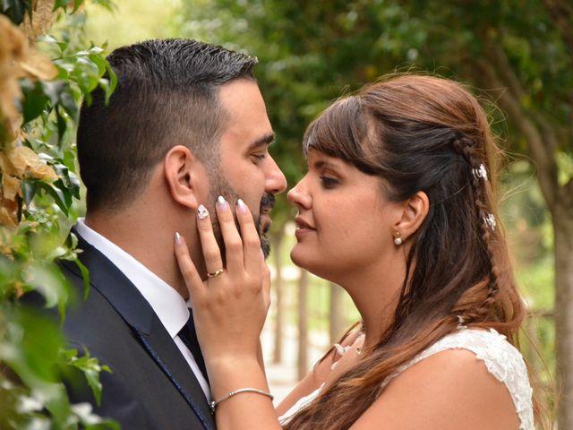 La boda de Juan  y Elisabet  en Vallirana, Barcelona 1