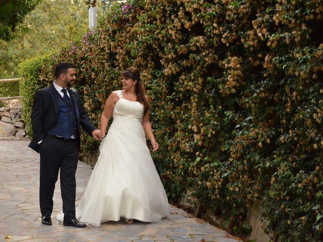 La boda de Juan  y Elisabet  en Vallirana, Barcelona 4