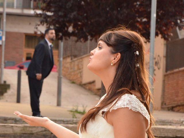 La boda de Juan  y Elisabet  en Vallirana, Barcelona 6