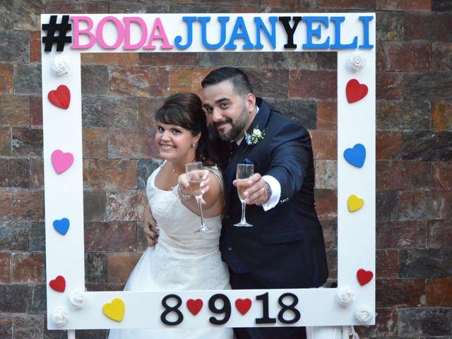 La boda de Juan  y Elisabet  en Vallirana, Barcelona 8