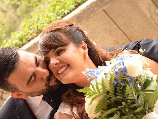 La boda de Juan  y Elisabet  en Vallirana, Barcelona 9