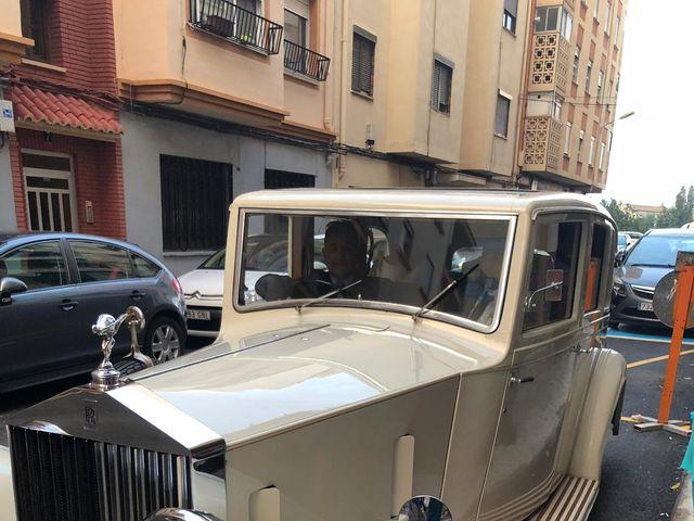 La boda de Sara  y Oscar  en El Puig, Barcelona 8