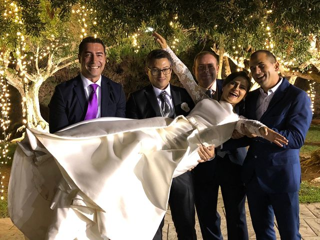 La boda de Sara  y Oscar  en El Puig, Barcelona 16