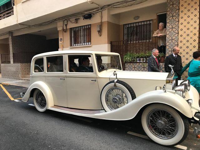 La boda de Sara  y Oscar  en El Puig, Barcelona 19