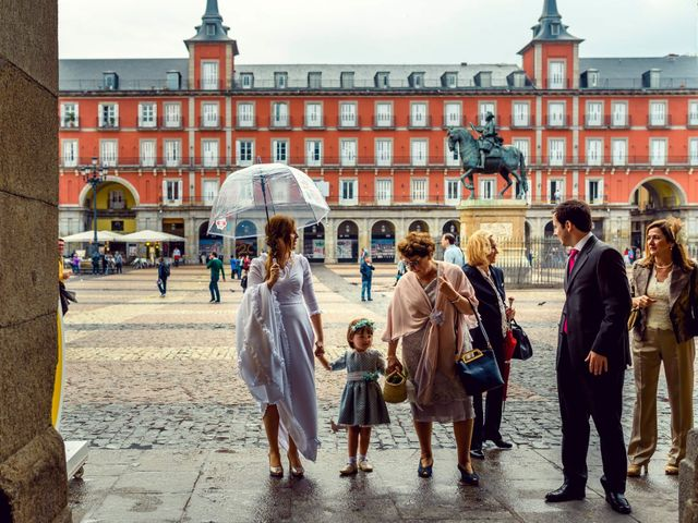 La boda de Aritz y Zuriñe en Aranjuez, Madrid 3
