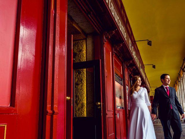 La boda de Aritz y Zuriñe en Aranjuez, Madrid 1