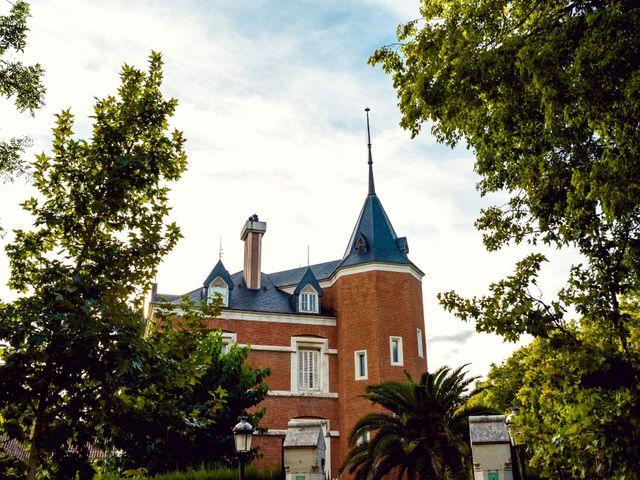 La boda de Aritz y Zuriñe en Aranjuez, Madrid 48