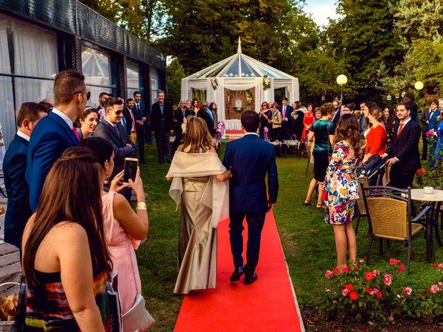 La boda de Aritz y Zuriñe en Aranjuez, Madrid 49