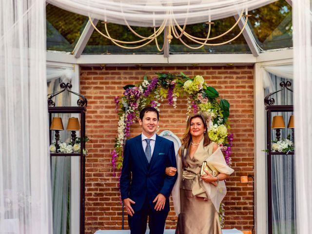 La boda de Aritz y Zuriñe en Aranjuez, Madrid 50