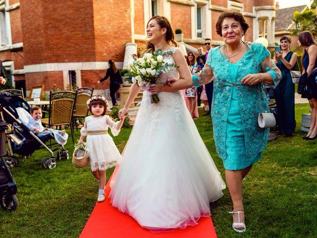 La boda de Aritz y Zuriñe en Aranjuez, Madrid 51